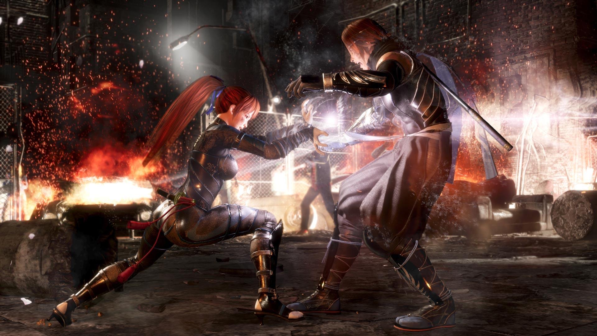 La open beta di Dead or Alive 6 è imminente