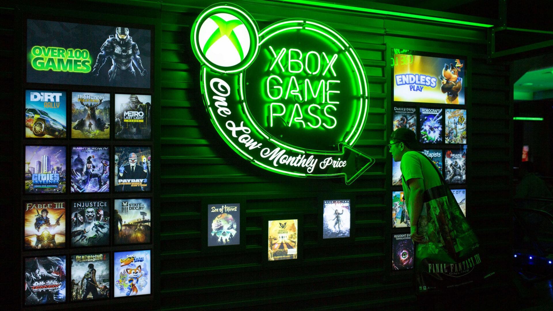 Microsoft annuncia quattro nuovi giochi su Xbox Game Pass