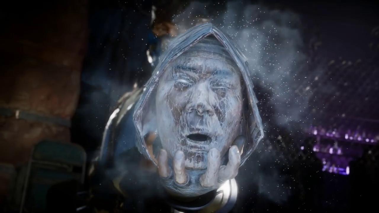 Mortal Kombat 11 presenta gameplay e fatalities
