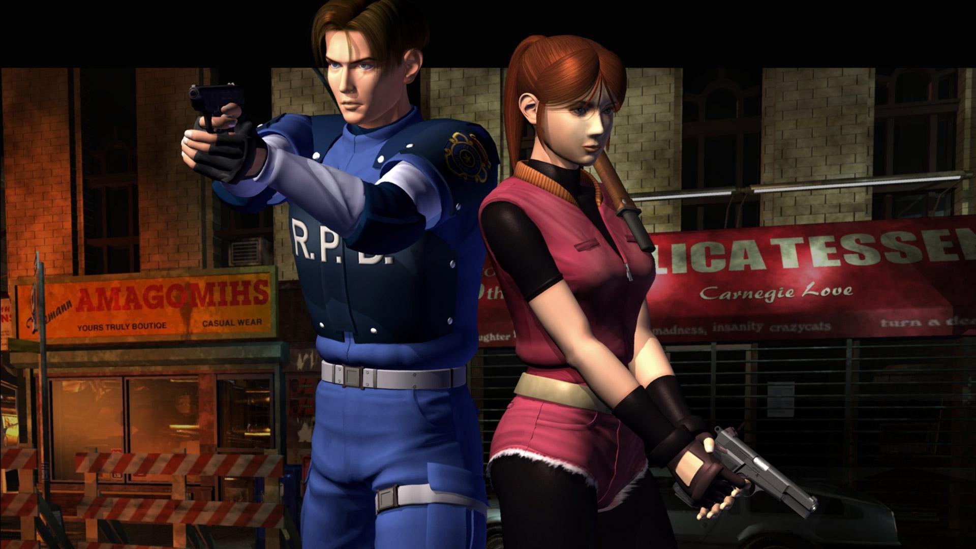 Resident Evil 2 Remake avrà le skins in formato PS1