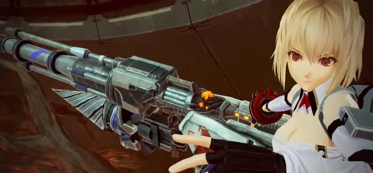 Bandai Namco ci mostra le caratteristiche di God Eater 3