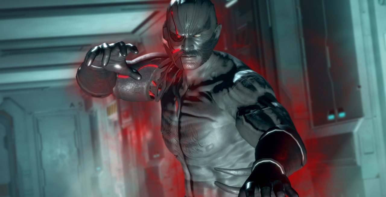 Raidou ritorna nel roster di Dead or Alive 6