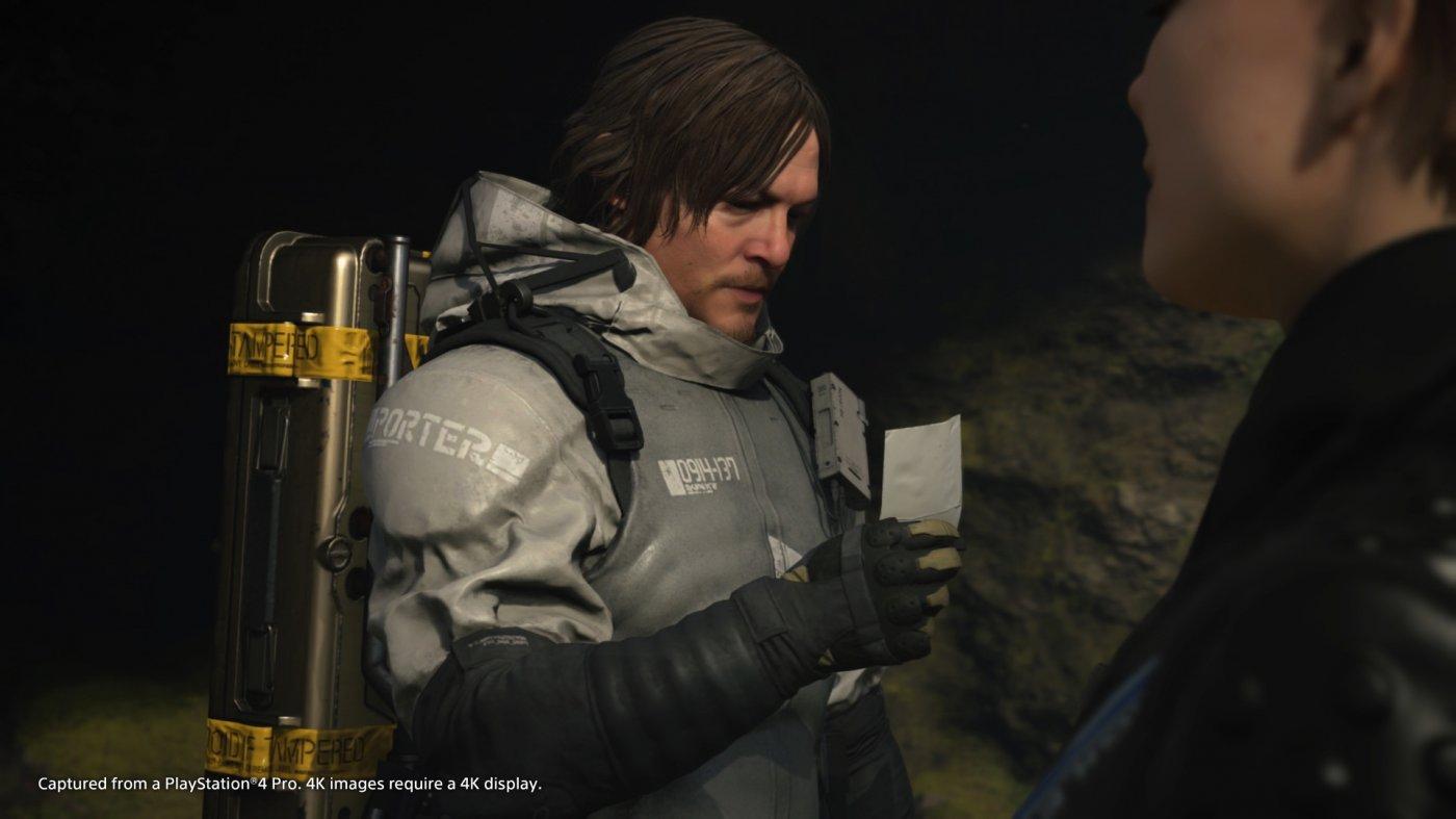Death Stranding nel 2019? No. Lo dice Kojima