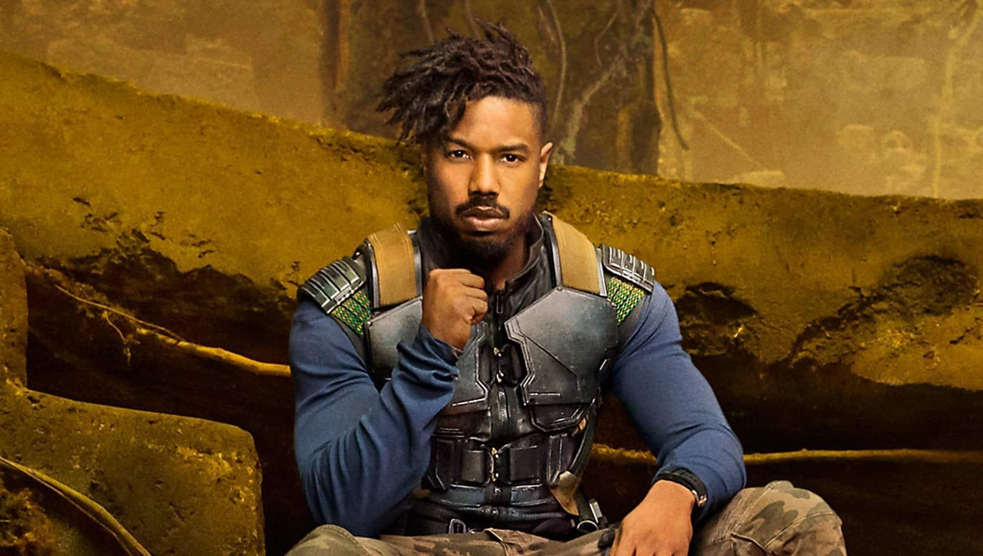 Killmonger potrebbe far parte anche di Black Panther 2