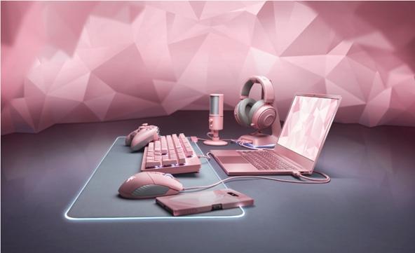 Razer si colora di rosa