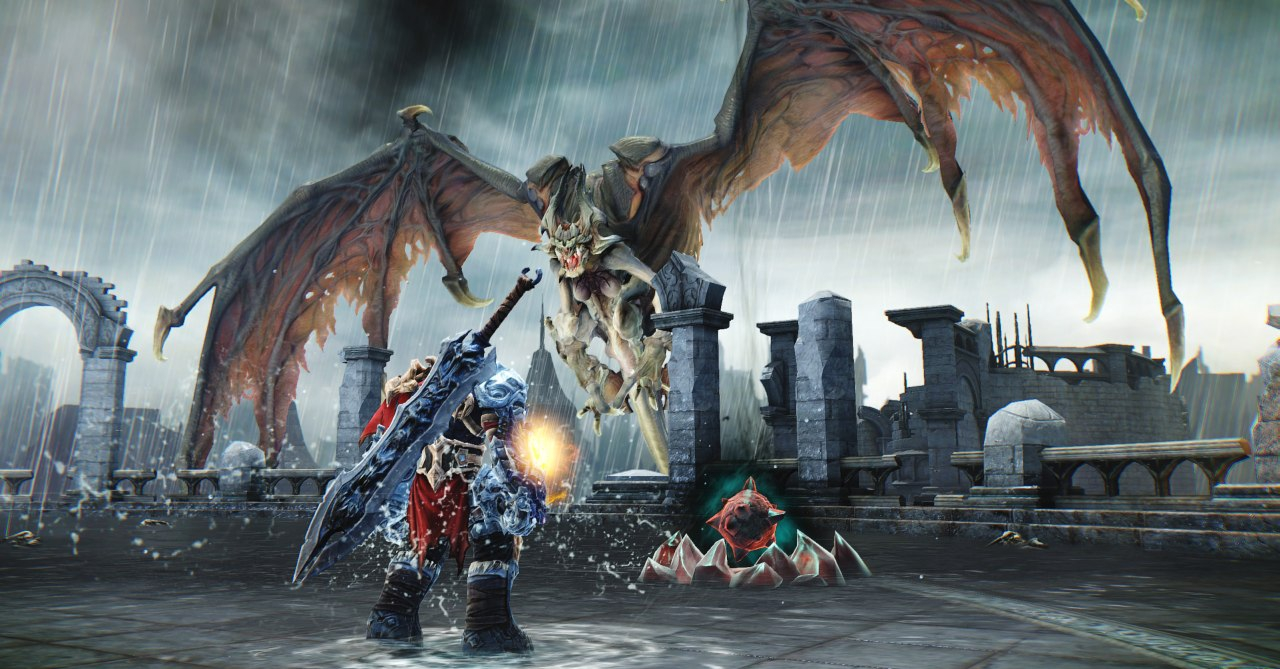 Darksiders: Warmastered Edition in arrivo su Switch