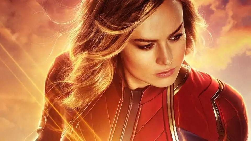 Trenta secondi di Captain Marvel