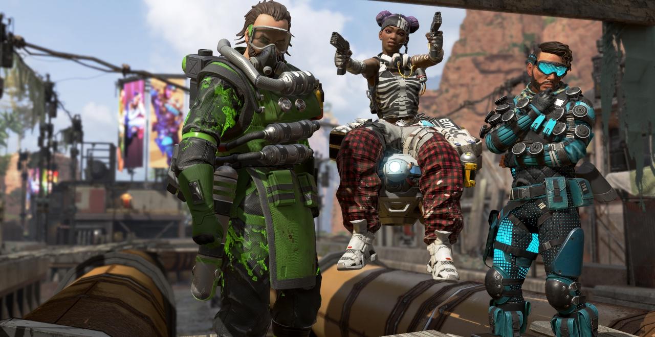 Electronic Arts e Respawn annunciano Apex Legends