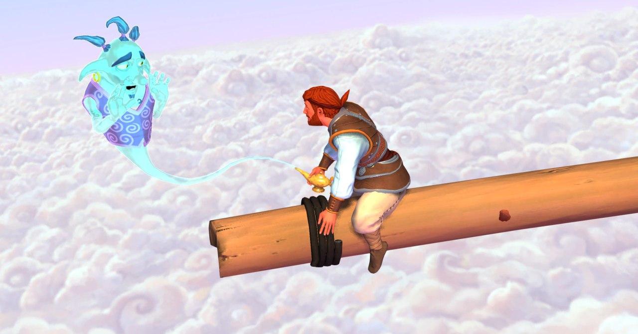 The Book of Unwritten Tales 2 è ora disponibile su Nintendo Switch