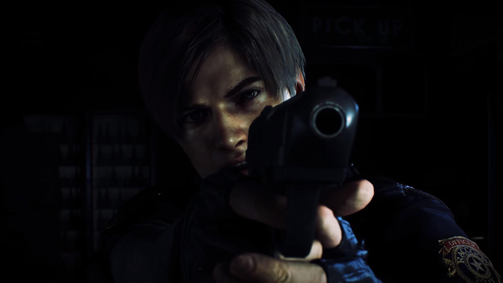 Giocare a Resident Evil 2 in prima persona? Si può!