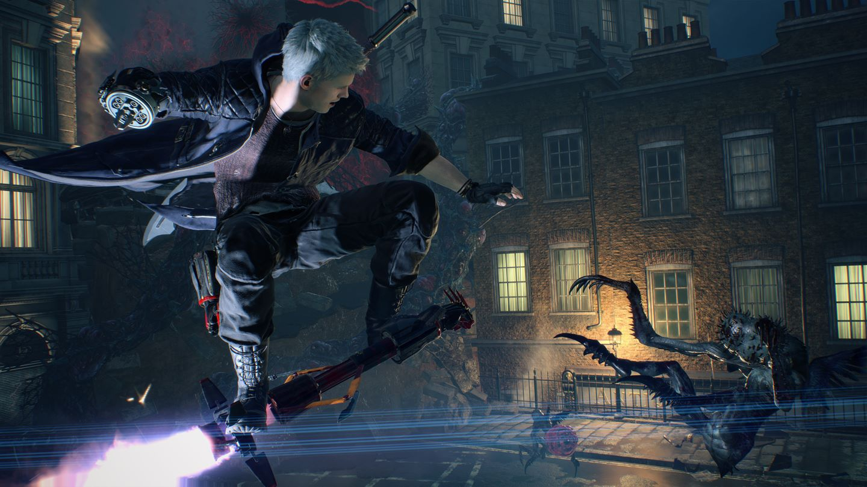 Disponibile la seconda demo di Devil May Cry 5