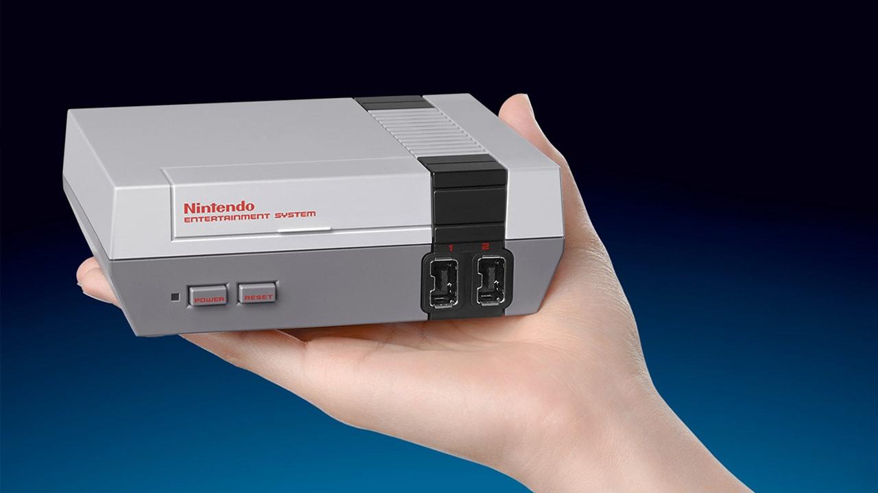 Le mini console di Nintendo? Hanno venduto più del Wii U