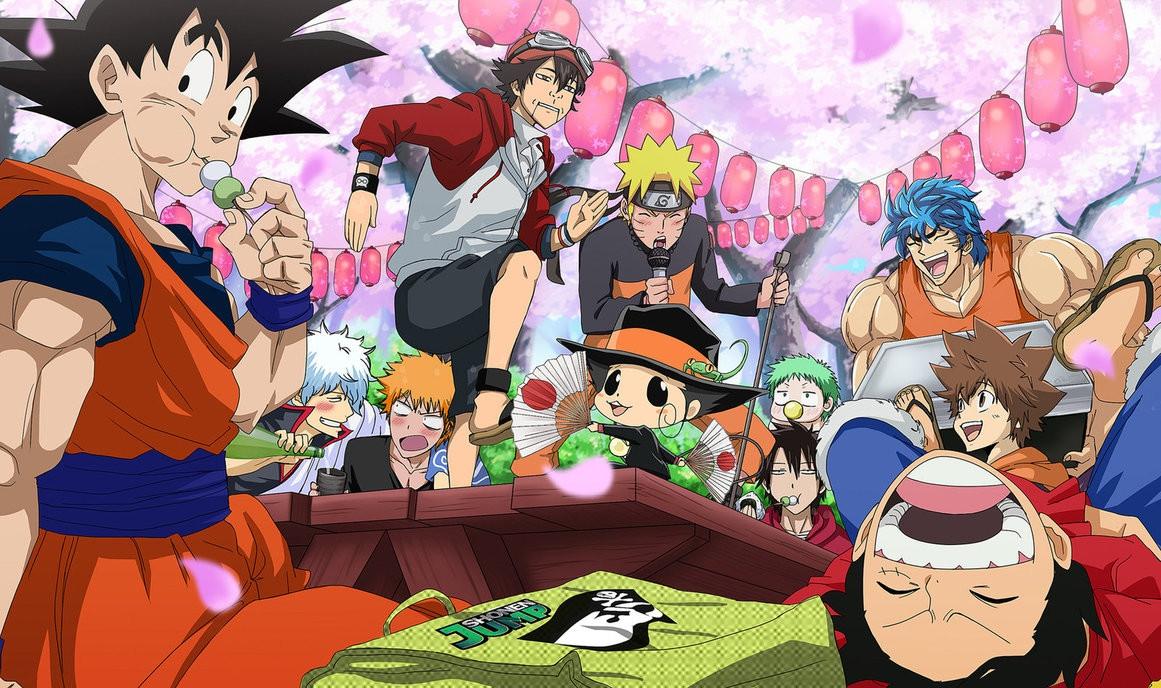 Rivelato il roster completo di Jump Force
