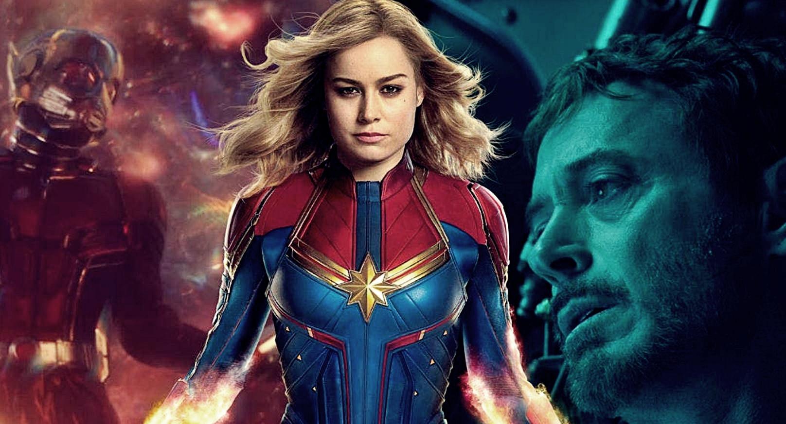 Captain Marvel sarà il primo film di Marvel Studios a non approdare su Netflix