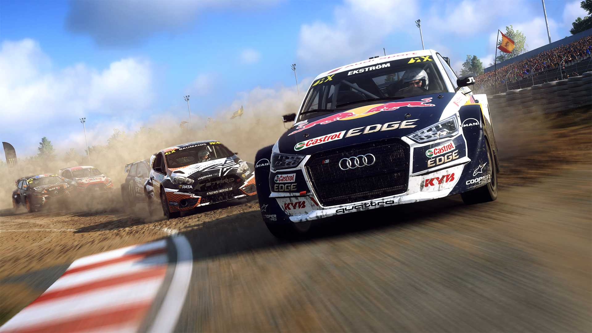 DiRT Rally 2.0 implementerà il supporto VR