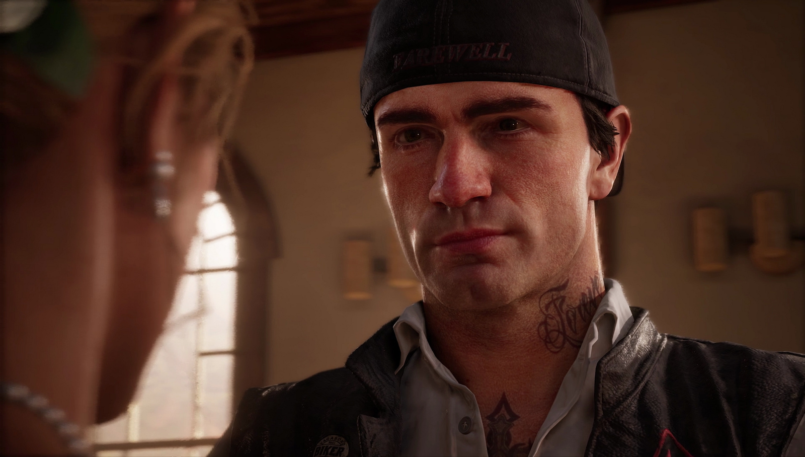 Days gone vi invita al matrimonio di Sarah e Deacon