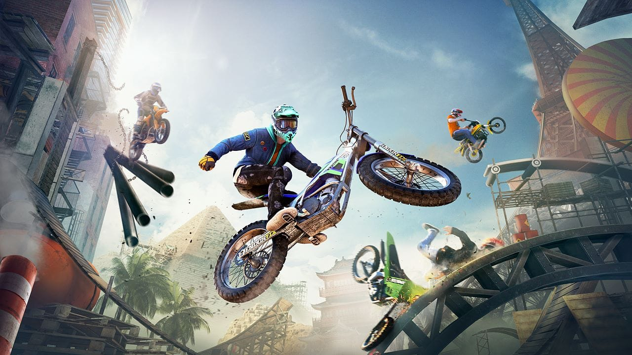 In arrivo la open beta di Trials Rising