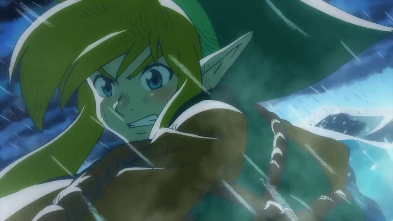 The Legend of Zelda: Link's Awakening rinasce su Switch