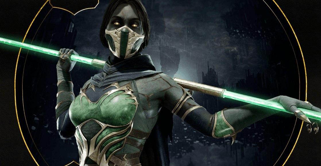 Mortal Kombat 11 rivela Jade
