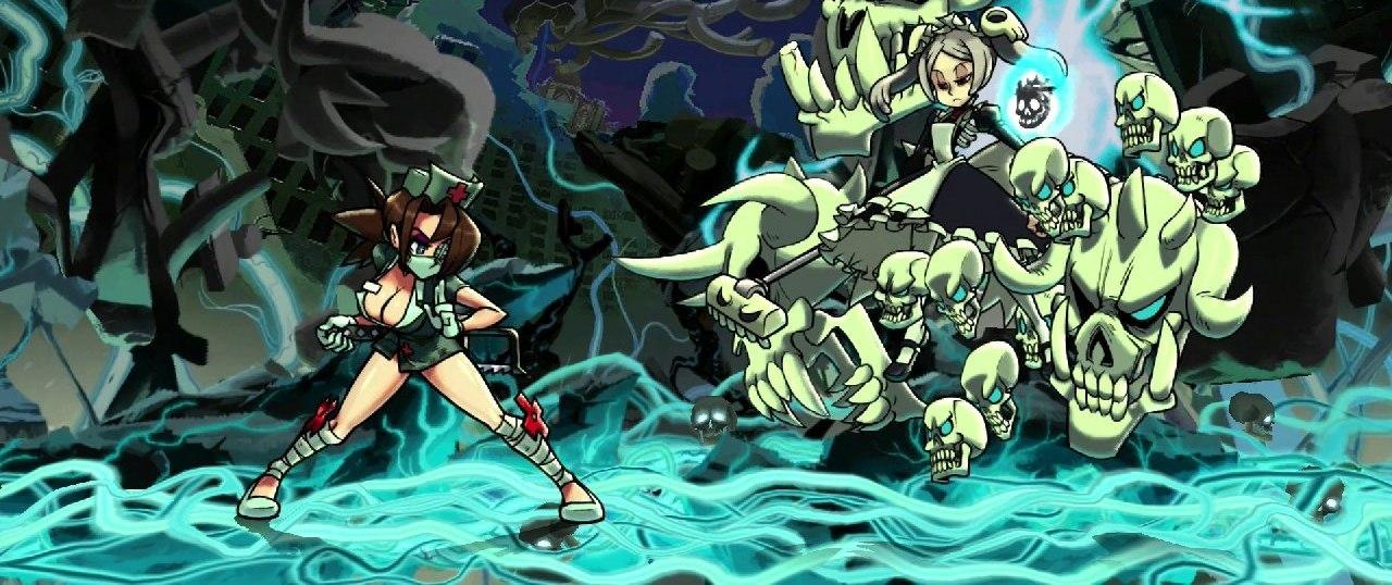 Una data per Skullgirls 2nd Encore