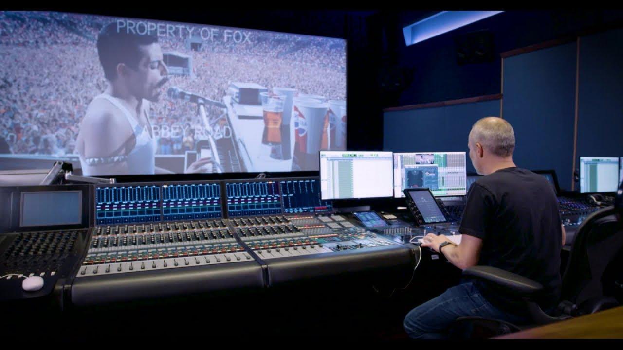 Bohemian Rhapsody raddoppia nel montaggio sonoro