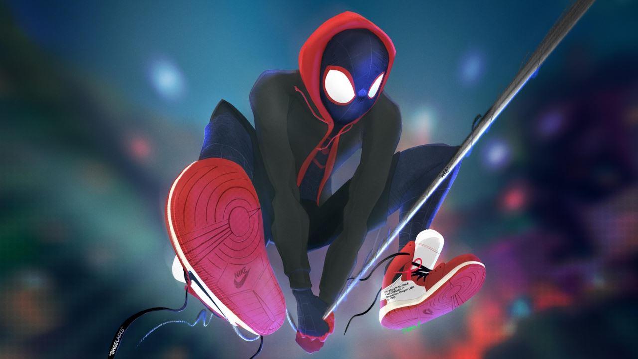 Il grandissimo Spiderman Un nuovo universo si porta a casa l'Oscar
