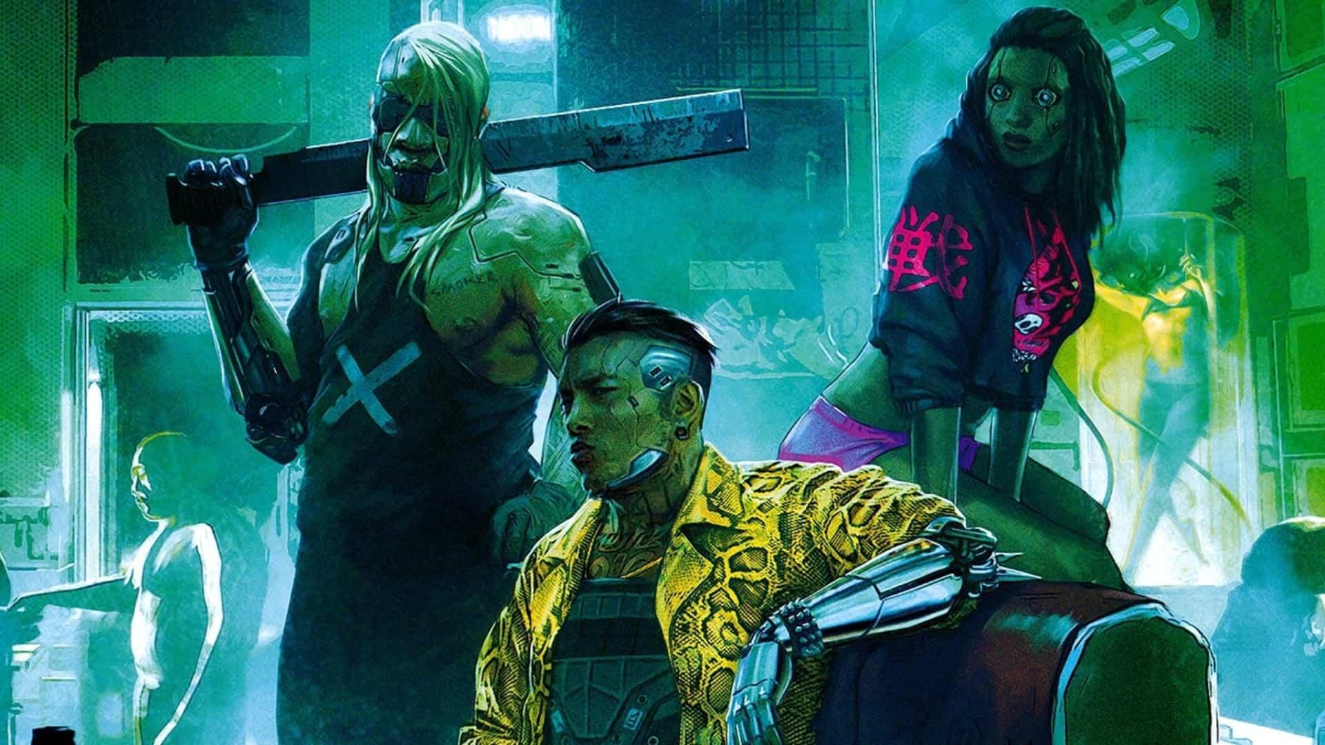 Niente beta per Cyberpunk 2077