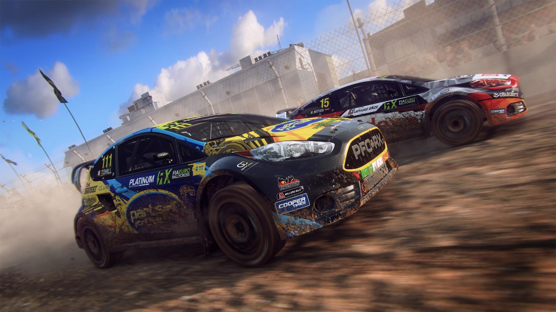 DiRT Rally 2.0 disponibile da oggi