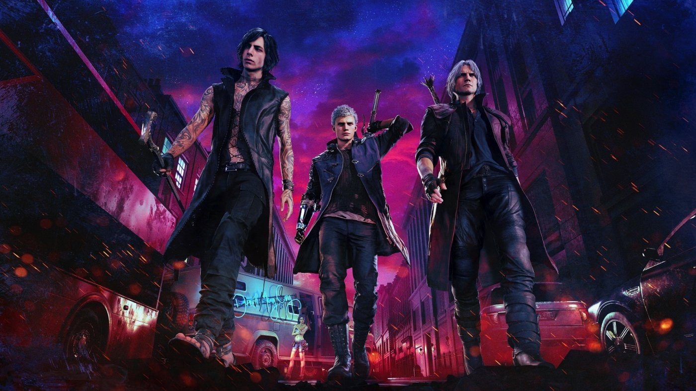 La recensione di Famitsu di Devil May Cry 5 parla di un gioco incredibile