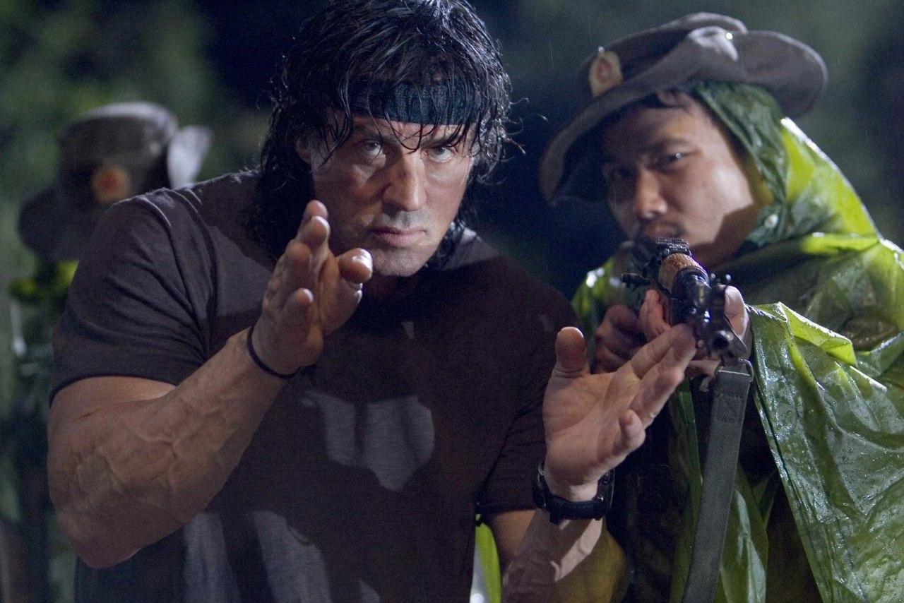 Una data per Rambo:Last Blood