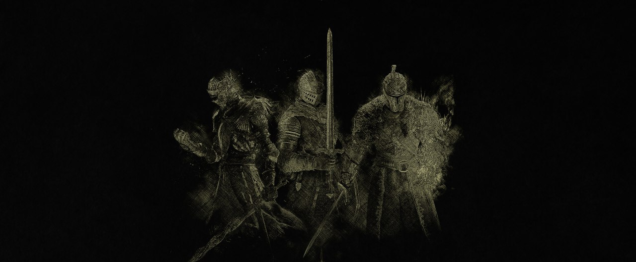 Disponibile la Dark Souls Trilogy
