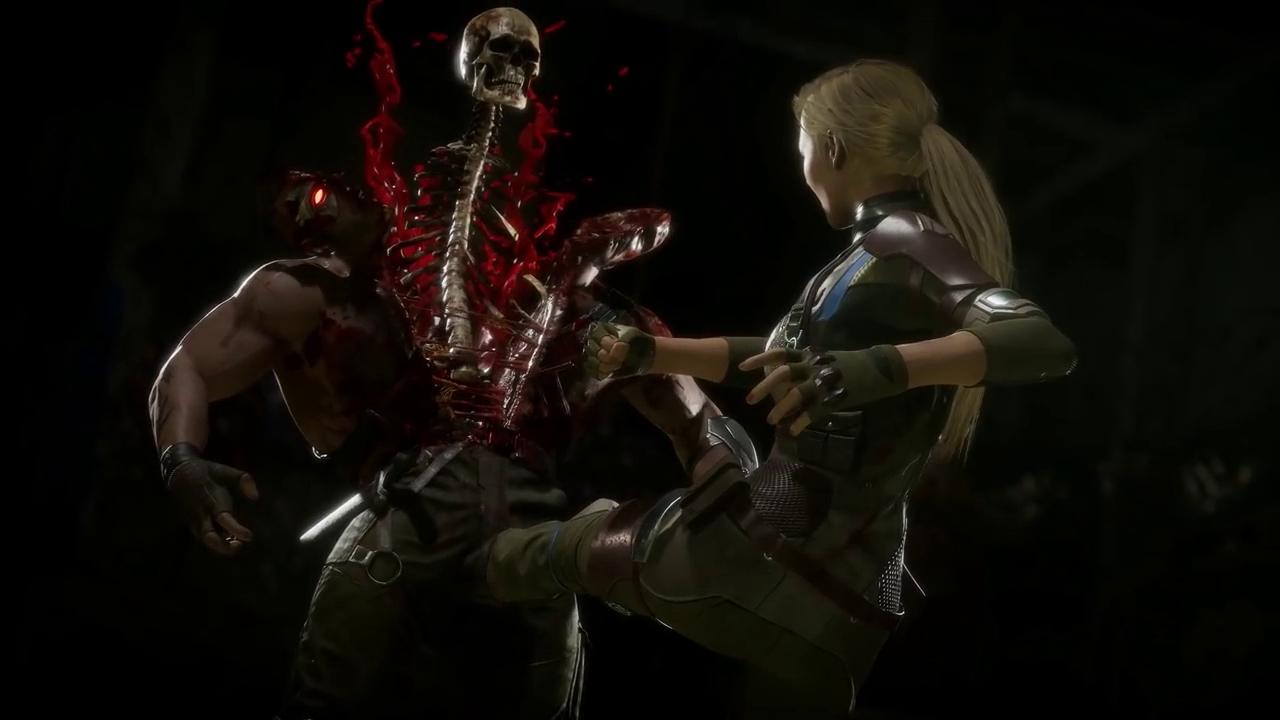 Cassie Cage torna in grande spolvero in Mortal Kombat 11