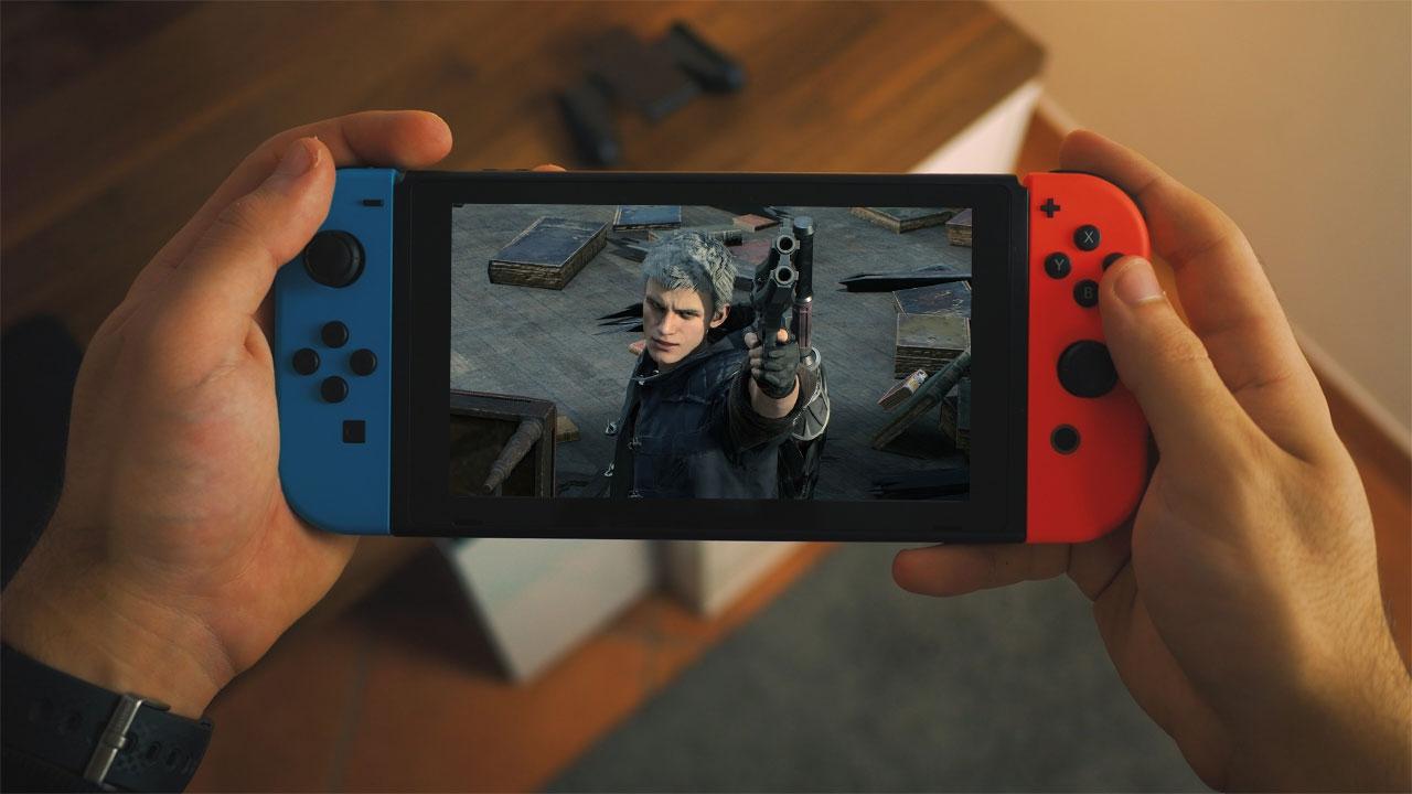 Devil May Cry 5 su Switch? Dipenderà da Dragon's Dogma