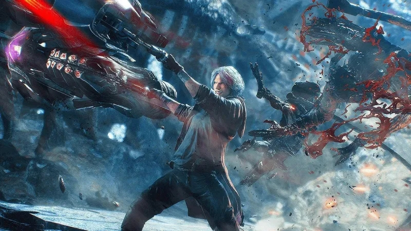 E' il giorno di Devil May Cry 5