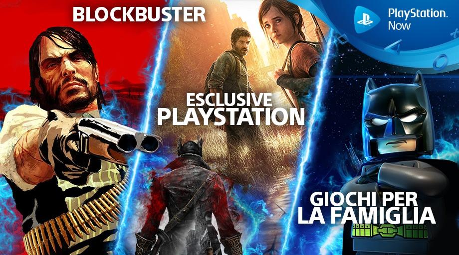 Oggi è il grande giorno di Playstation Now