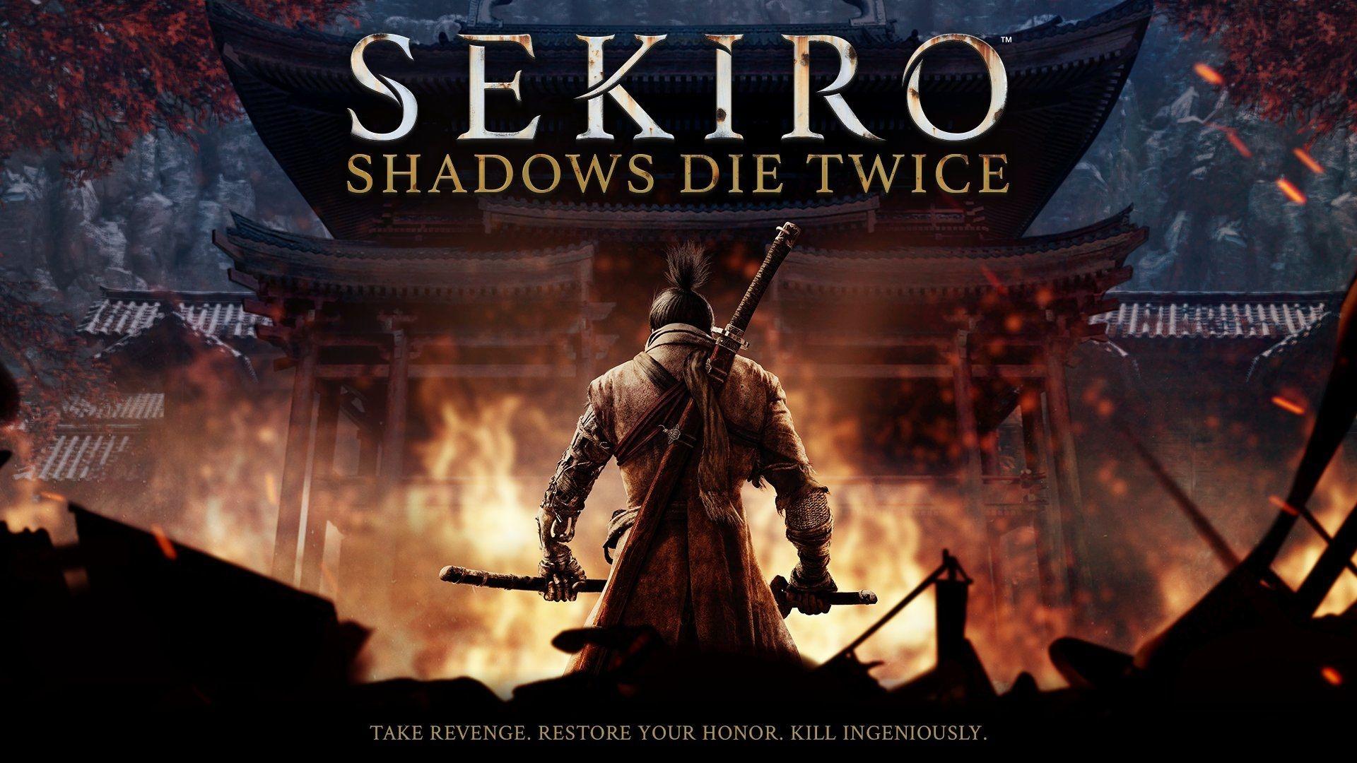 Un trailer di lancio per Sekiro