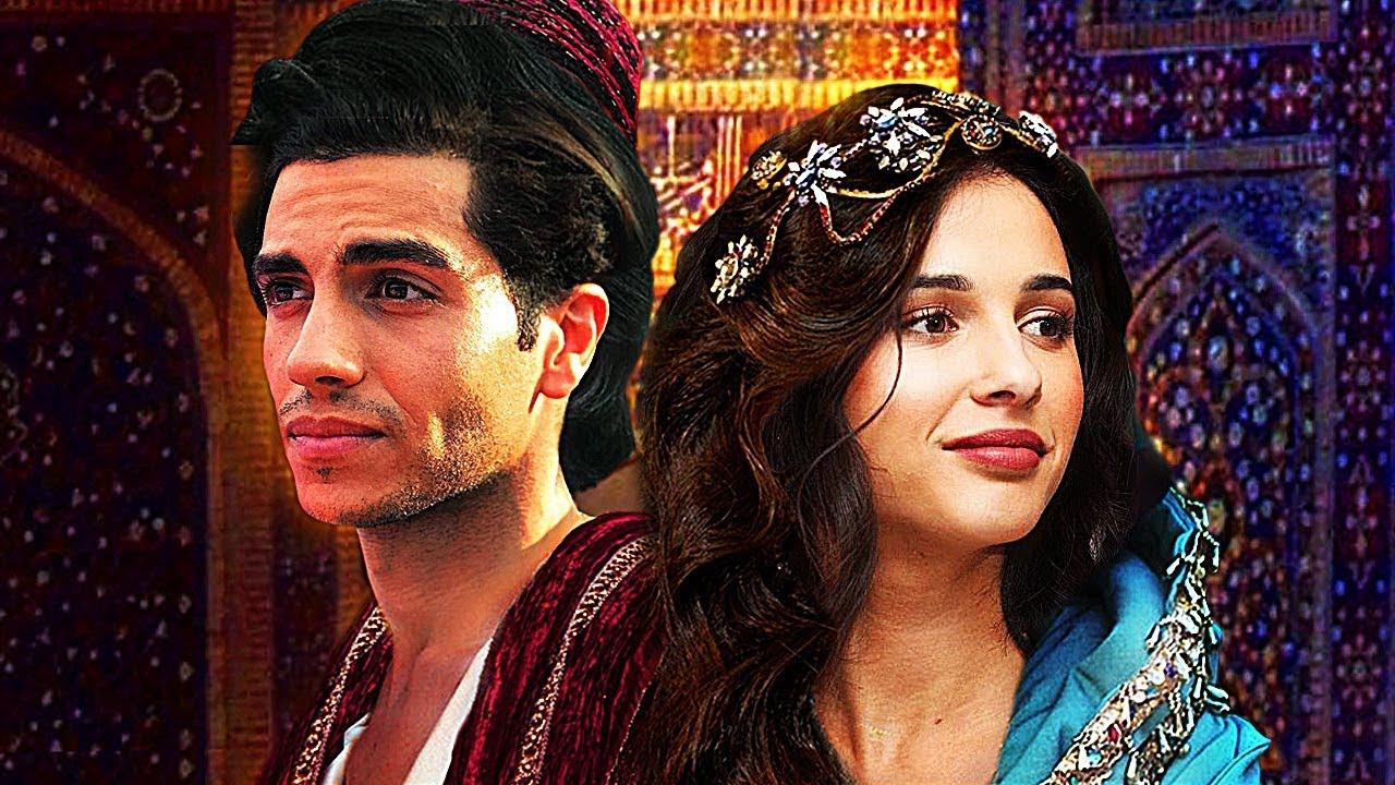 Nuovo trailer esteso per Aladdin