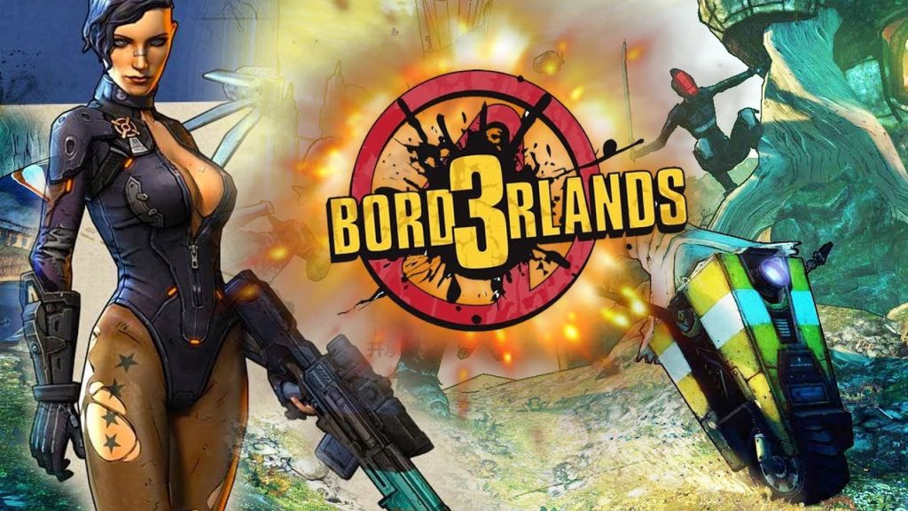 Borderlands 3 verrà mostrato all'imminente PAX East