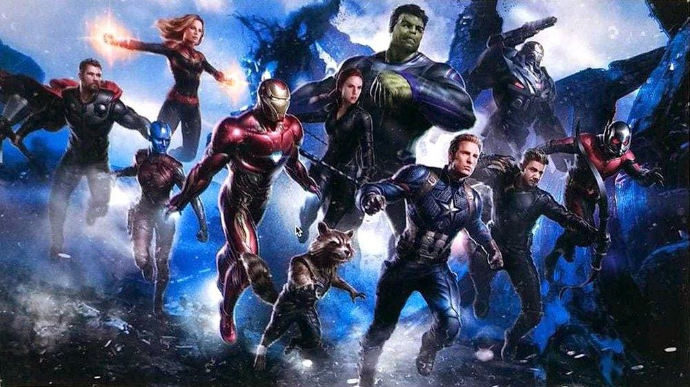 Nuovo trailer per Avengers: Endgame