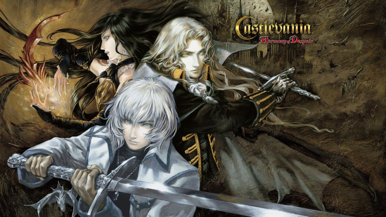 Castlevania: Harmony of Despair è ora giocabile su Xbox One