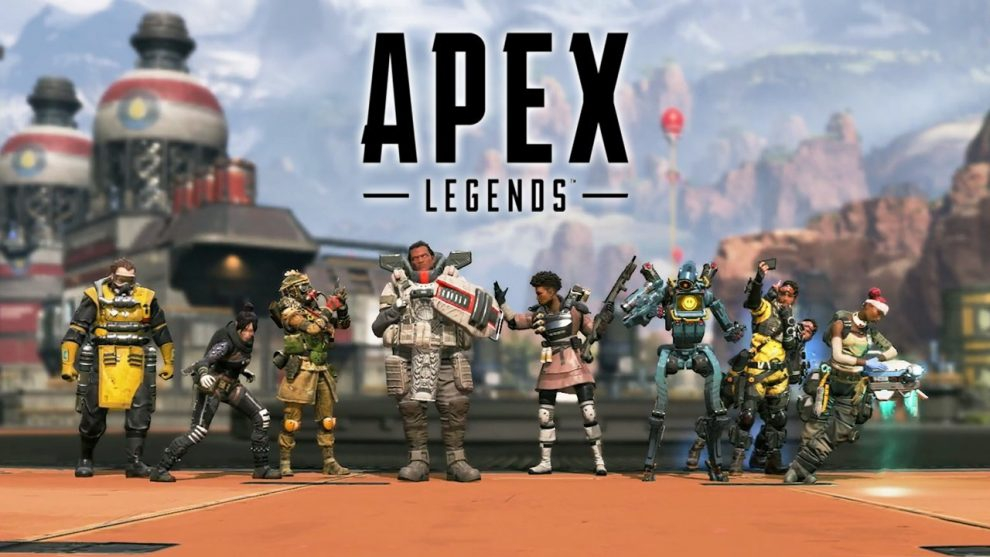 Apex Legends sta per introdurre i jump pad?