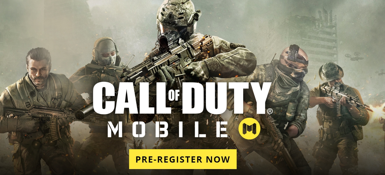 Annunciato Call of Duty Mobile