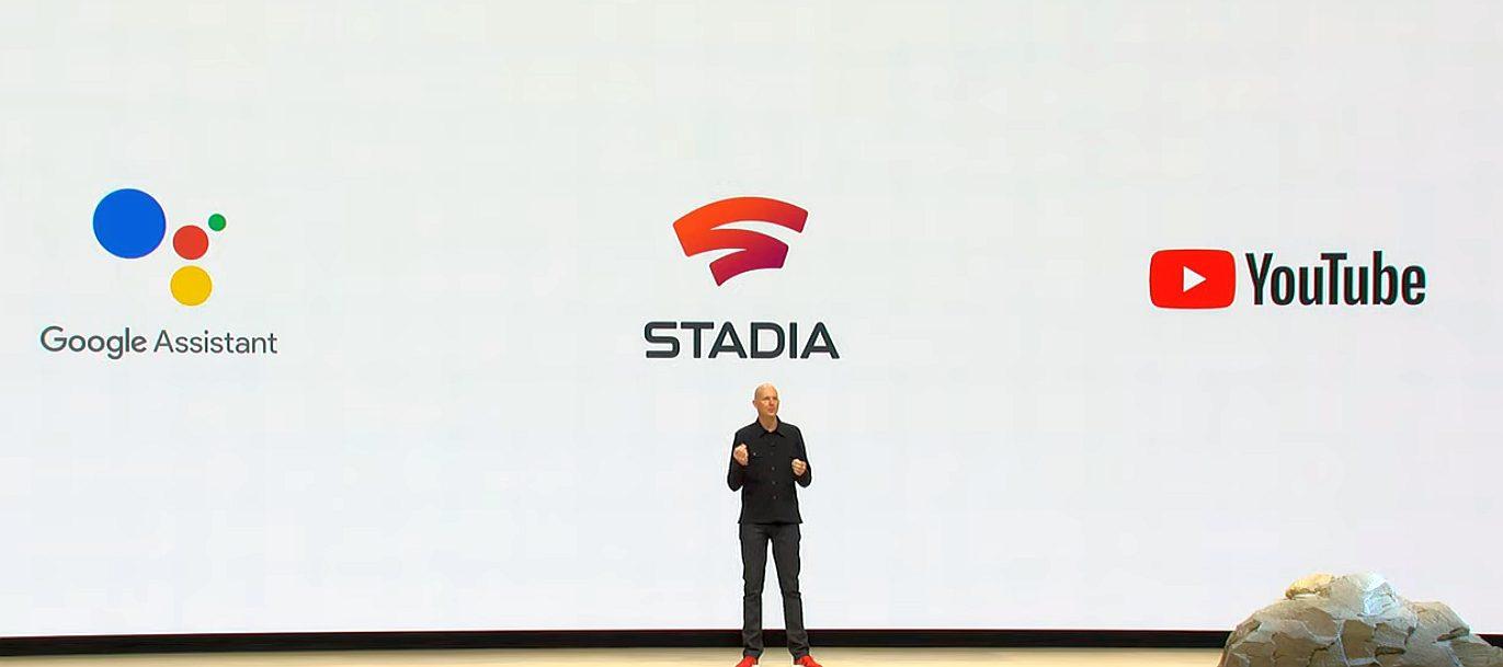 E' Stadia il famoso progetto gaming di Google