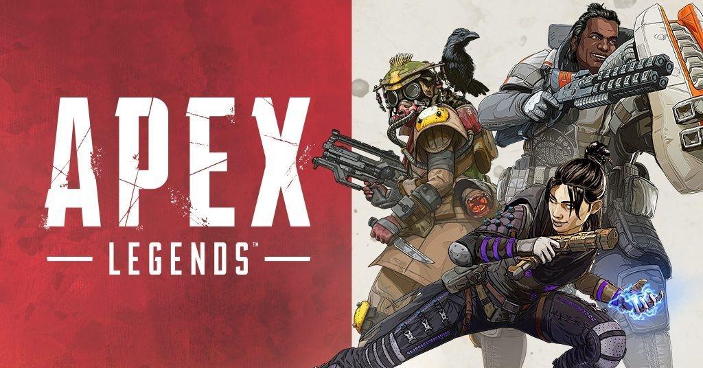 Alle 11 appuntamento con Apex Legends