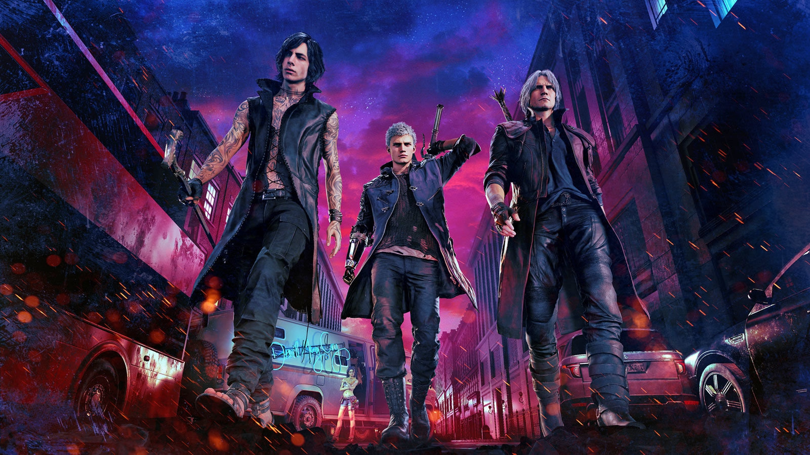La soundtrack di Devil May Cry 5 è disponibile su Spotify e sugli store digitali