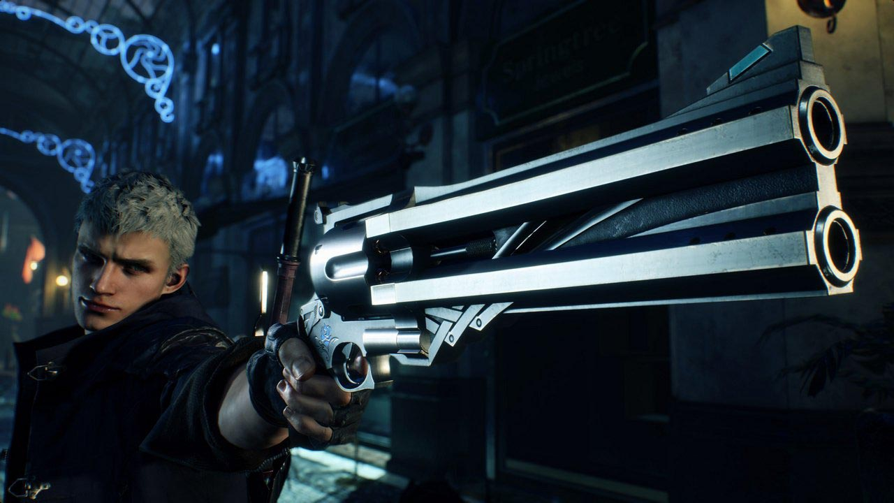 Devil May Cry 5 a quota due milioni