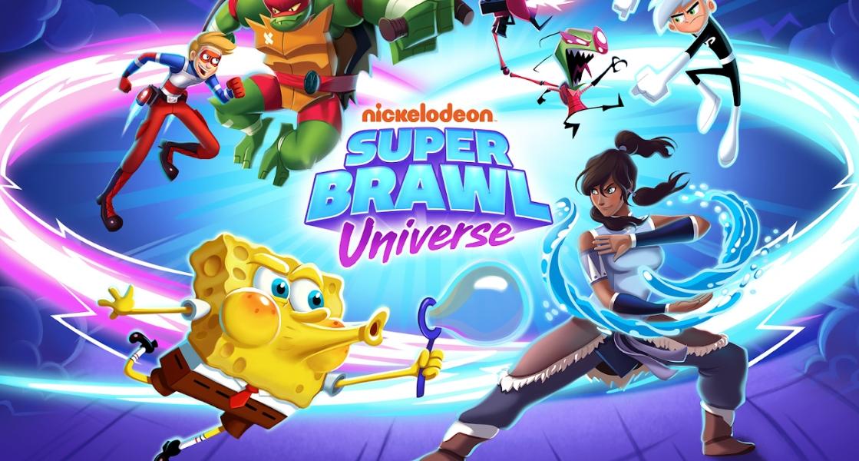 Tutti i personaggi Nickelodeon in un unico gioco