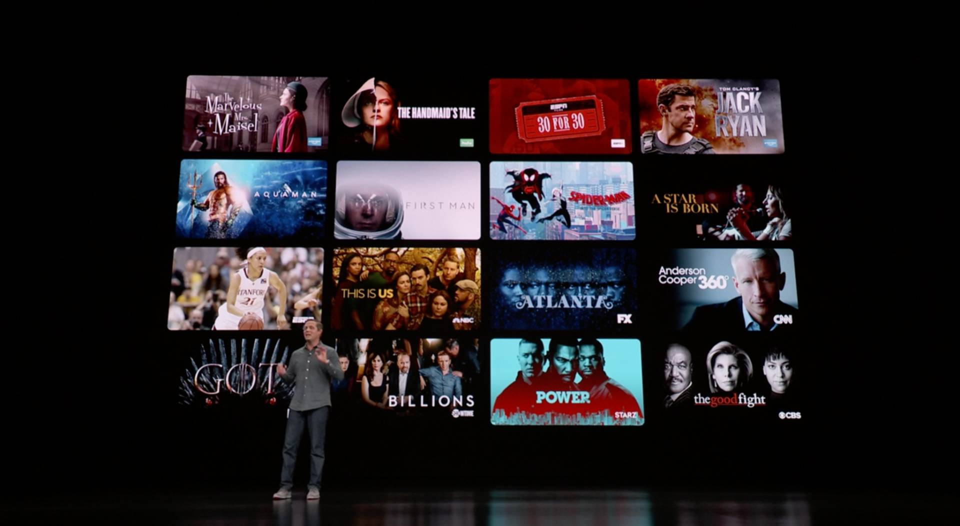 Apple apre le porte ai contenuti in streaming: ecco Apple TV+ e Apple News+