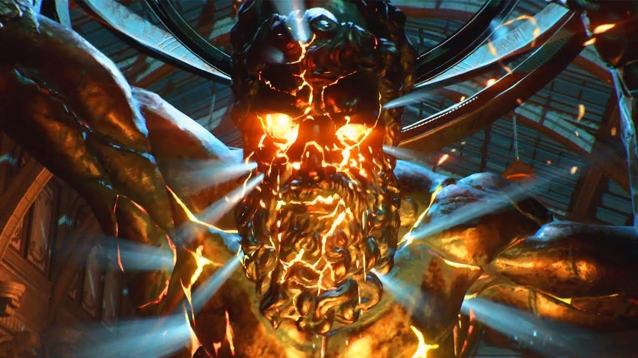 Treyarch mostra il principale nemico di Ancient Evil, nuova mappa zombies di Black Ops 4