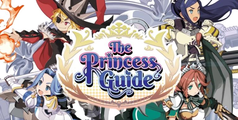 Trailer di lancio per The Princess Guide, ora disponibile su PS4 e Switch